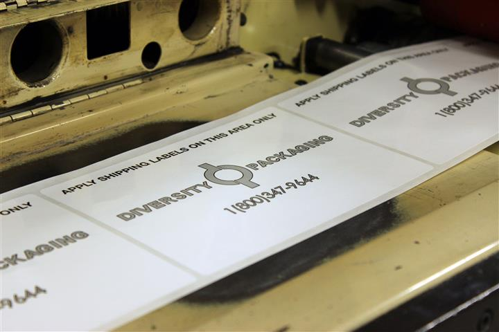 Flexographic Labels