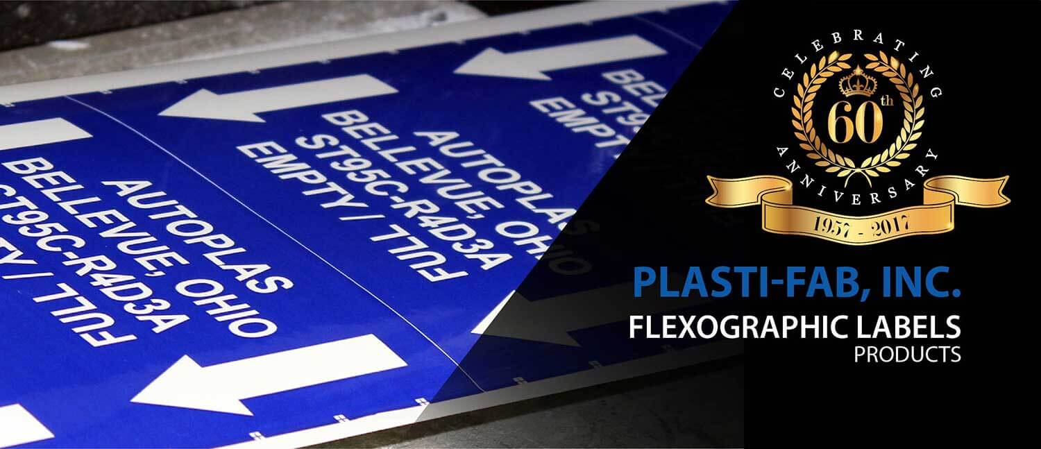 Flexographic Labels - Plasti-Fab Inc.